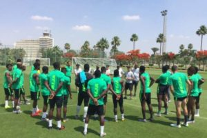 Super Eagles, others assured tight security amid Mohammed Morsi's death