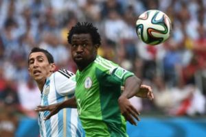 Efe Ambrose backs Super Eagles to repeat 2013 heroic display in Egypt