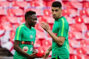 Leon Balogun: Nigeria will not underrate any team at Afcon