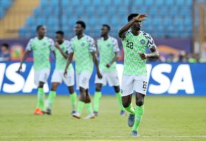 MOTM Omeruo Power Super Eagles Past Guinea, Seals AFCON 2019 Knockout Spot