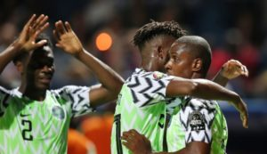 Eagles' Starting Lineup Vs Guinea: Mikel, Troost-Ekong, Chukwueze Dropped; Balogun, Musa, Simon