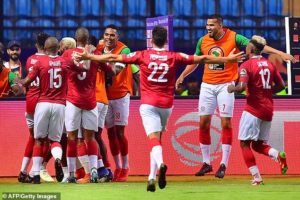 Exclusive: Madagascar Shock Super Eagles to top Group B