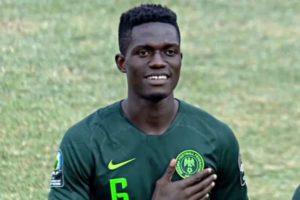 Galatasaray sign Nigeria U20 defender Valentine Ozornwafor