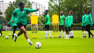 FIFA WWC: Oparanozie hopeful of quarter-final qualification for Falcons