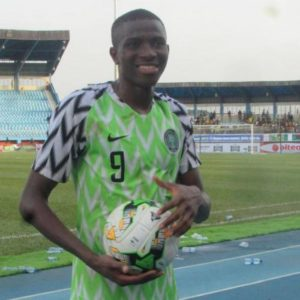Afcon: Victor Osimhen injury not serious – Toyin Ibitoye