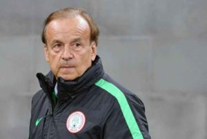 Gernot Rohr to see out current Super Eagles contract
