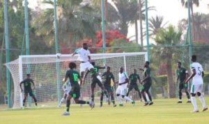 Super Eagles Lose 1-0 To Senegal In Last Pre-AFCON 2019 Friendly