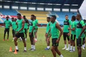 Rohr: 'Super Eagles Have Experience And Youthfulness To Win AFCON 2019