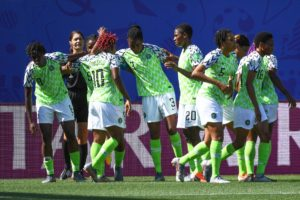 Super Falcons Secure Second Round Spot, To Face Germany On Saturday