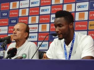 Mikel: I Want To Win Nigeria's Fourth AFCON Title With Super Eagles
