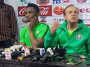 Rohr Picks Three Players As Deputy To Team Captain Mikel For AFCON 2019