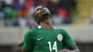 AWONIYI DEFENDS IHEANACHO AFTER AFCON EXCLUSION