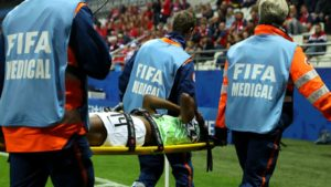 Injury rules Nigeria's Faith Michael out of Fifa Women's World Cup