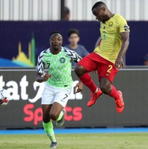 Musa: Eagles Can't Afford To Fail Nigerians Against Bafana