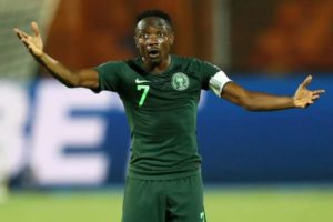 Ahmed Musa wants Super Eagles to end campaign on high by winning third-place