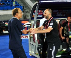 Belmadi Wants More African Coaches To Take Charge Of National Teams