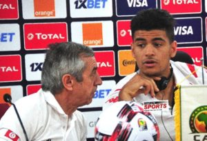 Tunisia Defender, Drager: We Want To Win AFCON 2019 Bronze At Super Eagles' Expense