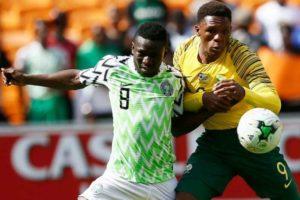 South Africa coach expecting tough quarterfinal against Nigeria