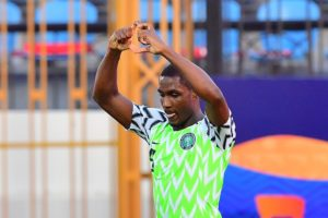 Ighalo: Eagles Are In Top Spirit To Beat Bafana, Win AFCON 2019