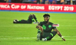 Mikel, Awaziem Out Of Tunisia Vs Nigeria AFCON 2019 Bronze Match
