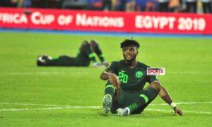 Mikel, Awaziem Out Of Tunisia Vs Nigeria AFCON 2019 Bronze Match