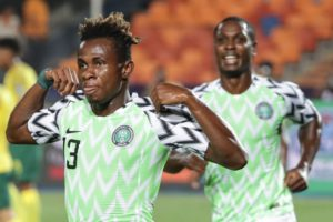 MOTM Chukwueze and Troost-Ekong fire Super Eagles into Afcon 2019 semi-finals