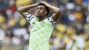Iwobi: Nigeria will ignore 'favorites' tag