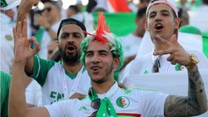 Military planes to fly Algeria fans to Cairo for Nigeria clash