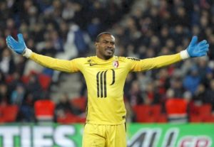 Enyeama Begins Trials At French Club Dijon After Injury Layoff
