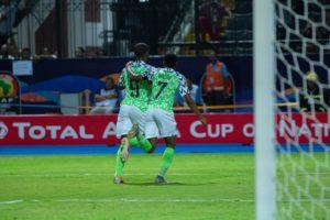 Iwobi: We Showed True Nigerian Spirit Against Cameroon