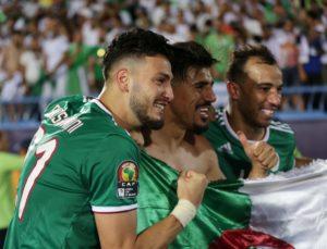 Algeria defeat Ivory Coast to set up AFCON 2019 semi-final with Ndidi's Nigeria