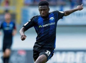 Collins Set For Besiktas Move From German Side Paderborn