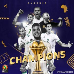 Exclusive: Bounedjah's Early Goal Pips Senegal For Algeria's 1st AFCON Title In 29 Years