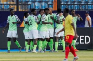 JACKPOT: Aliko Dangote, Femi Otedola promise Super Eagles $50,000, $25,000 per goal in semis, final
