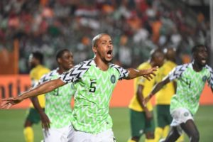 Troost-Ekong: Eagles Must Remain Focused After Win Vs Bafana