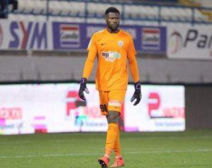 Uzoho Eager To Hit Top Form For New Cypriot Club Omonia Nicosia