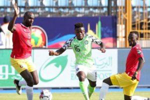 Nigeria must use the speed of Musa and Simon against Bafana Bafana – Tijani Babangida