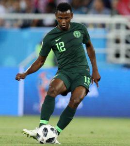 Shehu Abdullahi: I'm now fit, ready to face Bafana