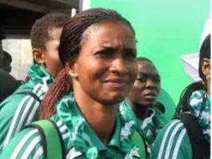 NFF Mourns Former Super Falcons Star Chiejine
