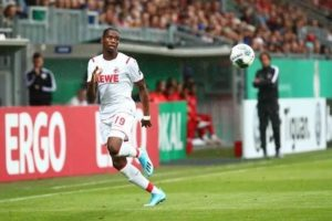 Nationality Switch Stops Cologne's Dutch-Nigerian Fullback Ehizibue From Nigeria Against Ukraine Friendly