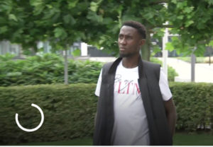 Wilfred Ndidi studying business and management at UK university