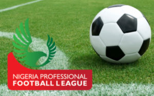 2019/2020 Nigeria Professional Football League Season Kick start in September