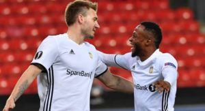 Adegbenro Helps Rosenborg BK Reach Playoffs; Azubuike, Esiti, Akpom Ousted in UCL Qualifying