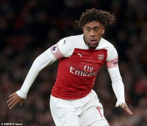 Everton have agreed to sign forward Alex Iwobi from Arsenal in a deal worth up to £40m