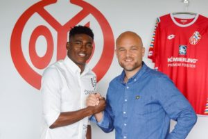Awoniyi: 'I Look Forward To Successful Loan Spell At Mainz 05'