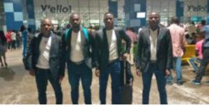 Nigerien referees arrive in Ghana for AshGold-Akonangui FC second leg tie on Saturday