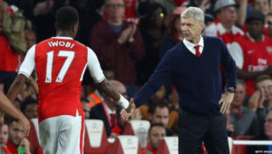 Alex Iwobi open letter to 'special' Arsene Wenger, Arsenal fans