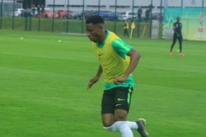 Nigeria U20 Ace Success Makanjuola Signs Five Year Deal With Leganes