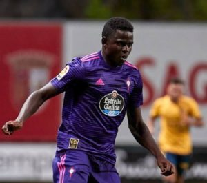 Celta Vigo Hand New Deal To Former Nigeria U20 Invitee Emmanuel Apeh