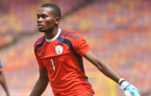 Abia Warriors In tag of war with Pillars Over Ex-Flying Eagles Goalie Enaholo
